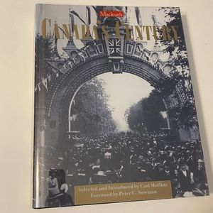 Maclean's Canada's Century hardcover nonfiction 1999